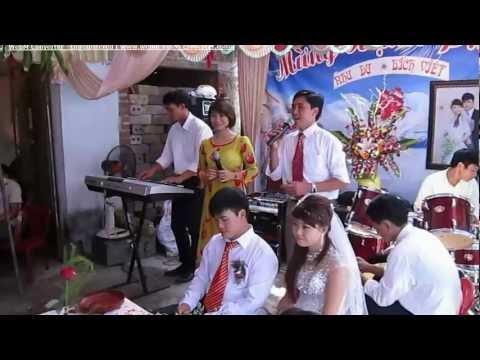 Đám cưới quê Thái Bình.