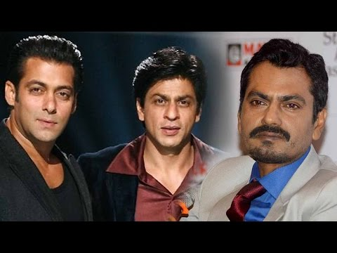 Nawazuddin Siddiqui Speaks On Replacing Salman Kha