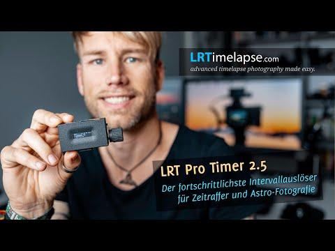 LRTimelapse Pro Timer 2.5 - der beste Intervallauslöser für Zeitraffer und Astro-Fotografie