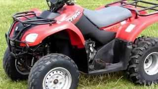 9. Suzuki Ozark 250 for sale £1400 + VAT