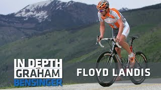 Floyd Landis describes the solo crash and resulting hip injury that plagued his career and eventually forced him to get a hip replacement, but only after winning the 2006 Tour de France.Want to see more? SUBSCRIBE to watch the latest interviews: http://bit.ly/1R1Fd6w Episode debuted nationwide in 2011.Watch full episodes each week on TV stations across the country. Find the airing time and channel for your city:http://www.grahambensinger.com/index.php/when-where-watchConnect with Graham:FACEBOOK: https://www.facebook.com/GrahamBensingerTWITTER: https://twitter.com/GrahamBensingerINSTAGRAM: https://www.instagram.com/grahambensingerWEBSITE: http://www.grahambensinger.com/