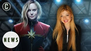 Captain Marvel Hires First Female Composer in MCU History by Collider