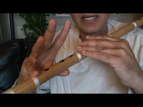 Lesson - 1 How to start playing bansuri