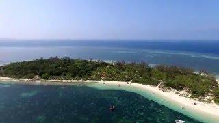 Îlot Ange | Nouvelle-Calédonie | Drone DJI Phantom - YouTube