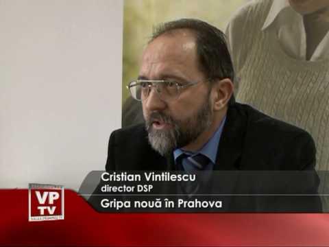 Gripa nouă în Prahova