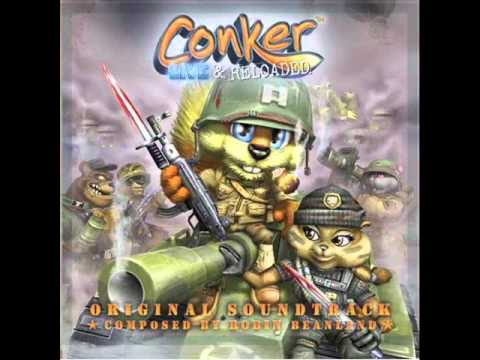 Conker Live and Reloaded OST: TNT
