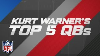 Warner's Top 5 QBs (Week 2) | NFL Total Access | NFL Network by NFL Network