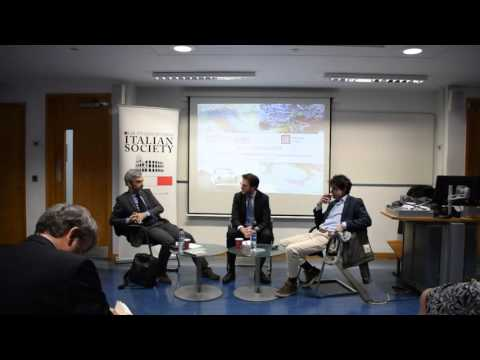 LSE Italian Forum 2016 Day 2 Part 2