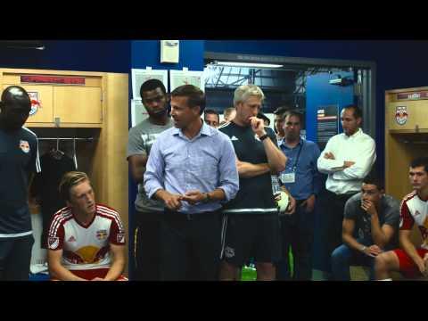 JESSE MARSCH: Chelsea Post Game Locker Room Talk