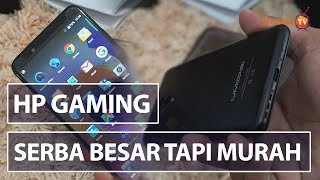 HP GAMING MURAH! Layar Lebar Baterai Besar Bodi Tipis - Unboxing & Review