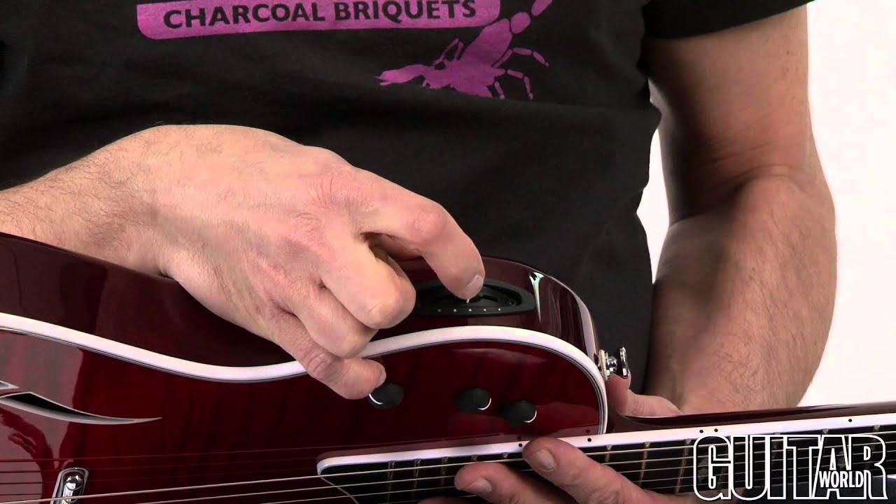 Taylor T5Z Pro Electric-Acoustic Hybrid Guitar