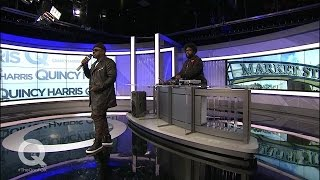 The Roots Help Kick Off The Q on FOX 29!!! (This Is Huge Congratulations Q Deezy!!)