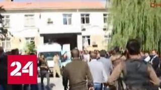 Курды взорвали турецких солдат: восемь убитых