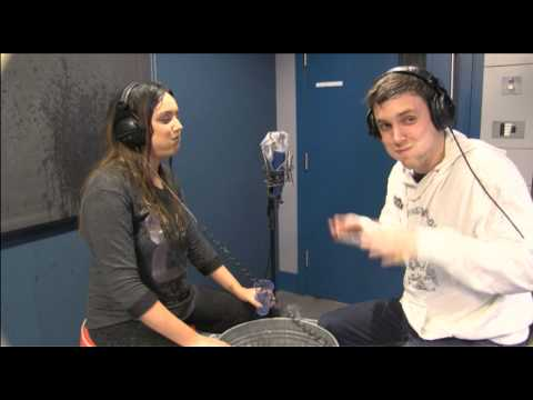 Crosby - Charlotte Crosby from Geordie Shore stops by to play Innuendo Bingo!