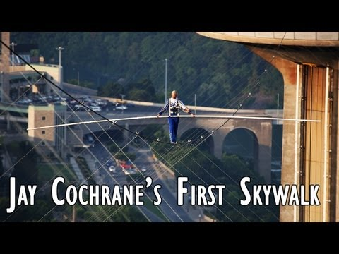 Jay Cochrane Skywalk 2012