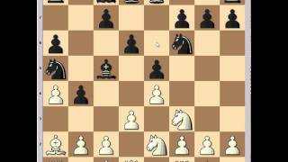 Miniature with no obvious blunders: Carlsen vs Beliavsky