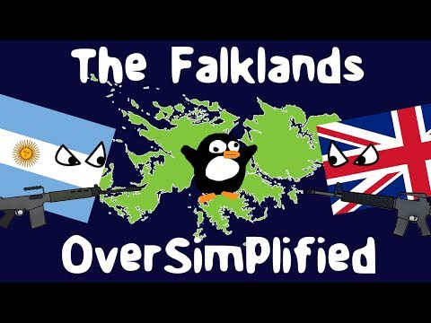 The Falklands - Oversimplified