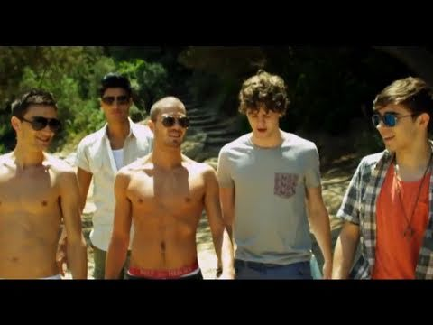 The Wanted – Glad You Came (Official)