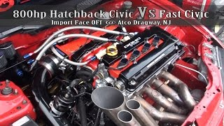 Nonton 800hp Hatchback Civic Vs Fast Civic Film Subtitle Indonesia Streaming Movie Download