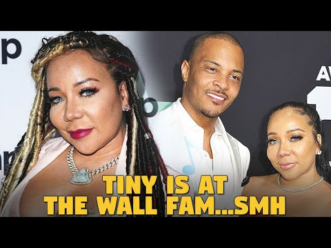 """T.I.'s Wife Tiny Has Hit The Wall REALLY HARD...And no one wants to """"Entangle"""" Her"""