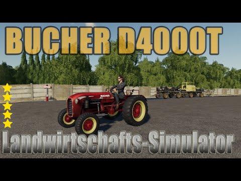 BUCHER D4000T v0.1