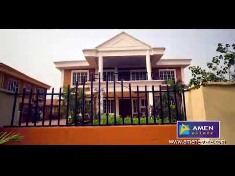 Houses For Sale In Amen Estate Lagos Nigeria