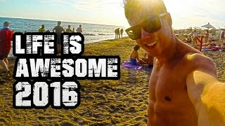 Nonton Life Is Awesome 2016 Film Subtitle Indonesia Streaming Movie Download
