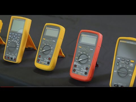 Learn which Fluke digital multimeter is the best one for you in an industrial environment.
