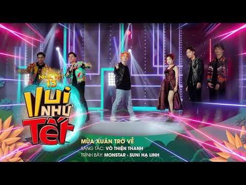 [Audio] Mùa Xuân Trở Về - Monstar, Suni Hạ Linh | Gala Nhạc Việt 13 (Official) - Thời lượng: 4 phút, 13 giây.