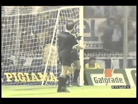 coppa uefa 1989-90: fiorentina-atletico m. 32esimi di finale - ritorno!