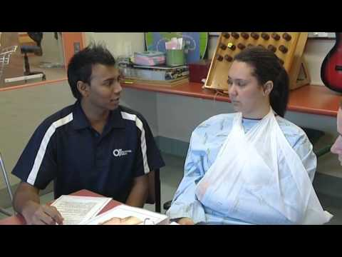 A Career in Physiotherapy and Occupational Therapy (JTJS42009)