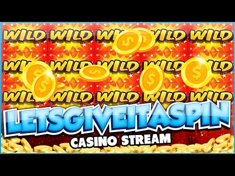 LIVE CASINO GAMES - Special New Year's !giveaway stream!