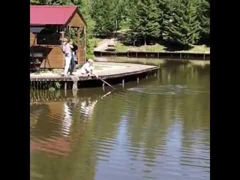 Видеоотчет о рыбалке за 05 июля 2021 г.
