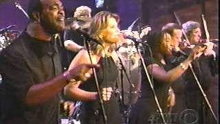 Shaft - Isaac Hayes - The Late ShowWith David Letterman