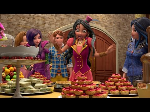 Puffed Deliciousness | Episode 8 | Descendants: Wicked World