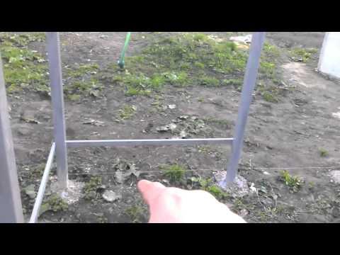 Летний душ своими руками (видео)