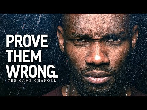 I AM THE GAME CHANGER - Powerful Motivational Speech Video (Featuring Marcus Elevation Taylor)