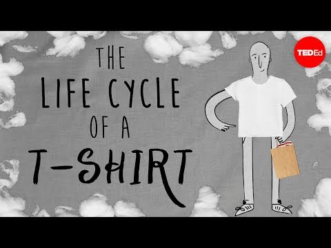 Making a Simple T-Shirt - From the Field to Fashion