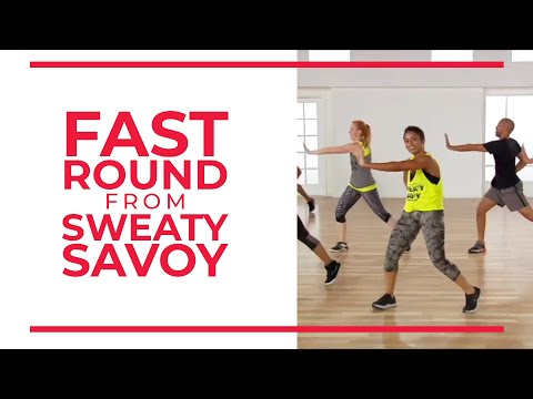 """Nadyia's """"Fast Round"""" Workout 