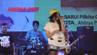 AKAD Payung Teduh Via Vallen Live Solo