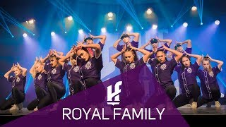Video ROYAL FAMILY | Hit The Floor Gatineau #HTF2018 MP3, 3GP, MP4, WEBM, AVI, FLV Mei 2018