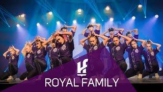Video ROYAL FAMILY | Hit The Floor Gatineau #HTF2018 MP3, 3GP, MP4, WEBM, AVI, FLV April 2019