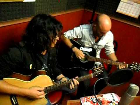 Cameron - Love me two times (The Doors cover) - Acústico en vivo en Paraíso en Llamas