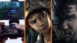 Nonton Xbox Shows Off Streaming Service   Skybound Finishing The Walking Dead   Venom S Big Box Office Film Subtitle Indonesia Streaming Movie Download