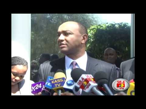 Peter Kenneth, Wamalwa and Tuju in talks to form alliance