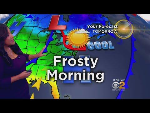 CBS2 11 p.m. Weather Forecast