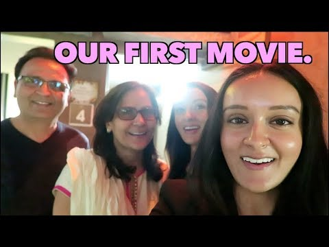 Our PARENTS REACT To Our FIRST MOVIE!! ManMarziyaan | Poonam And Priyanka