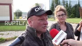 Walbrzych Poland  city photos gallery : Poland: Hunt for Nazi gold train relaunches in Walbrzych