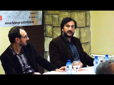 Las últimas horas de José Antonio - José María Zavala (parte 1)