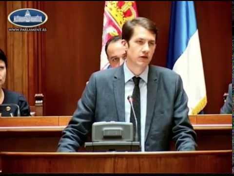 Govor na sednici Akcione grupe za reformu političkog sistema o podgrupi Akcione grupe-cover